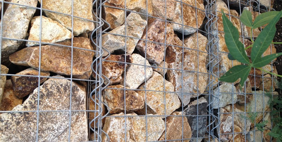 Gabion Cage Landscaping Network Calimesa, CA