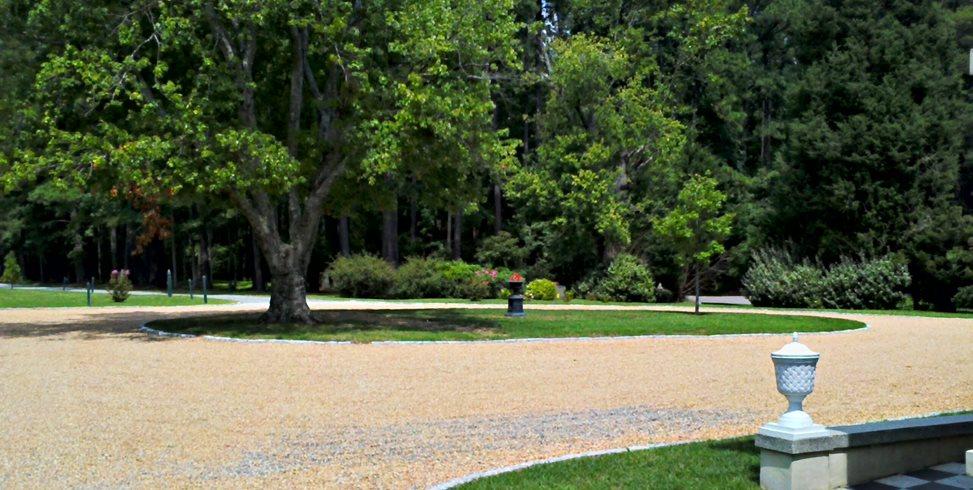 Gravel Driveway Design Landscaping Network - Driveway design