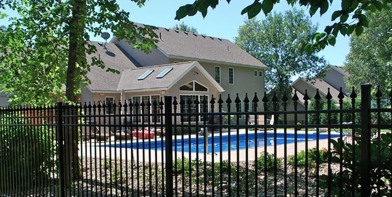 Pool Safety Fence Ideas Landscaping Network