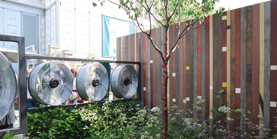 Jamie Dunstan's Chelsea 2011 Garden Exhibits