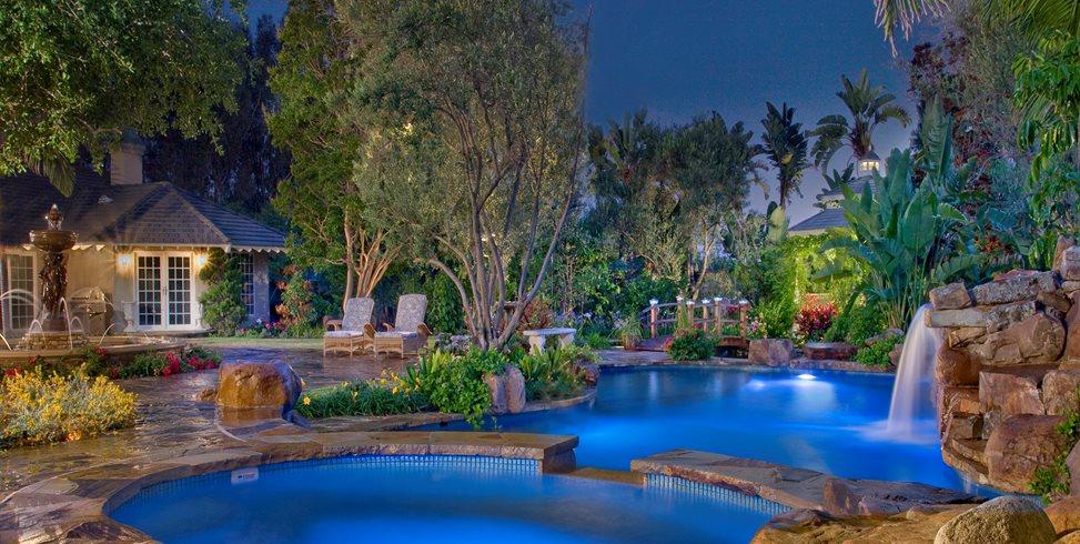 Large Swimming Pool Alderete Pools Inc. San Clemente, CA