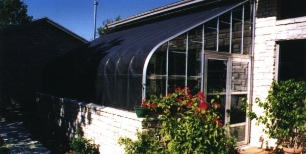 Lean To, Greenhouse, Attached Claytonhill Greenhouse Company Kennedale, TX