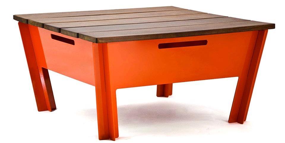 Multi Functional Fire Pit Groovebox Modern Furniture Savannah, GA
