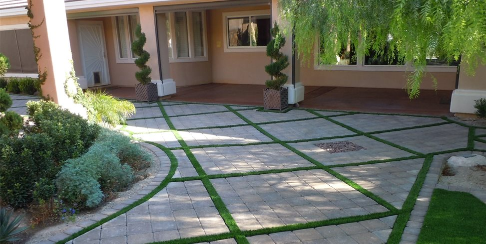 Interlocking Paving Stones Landscaping Network