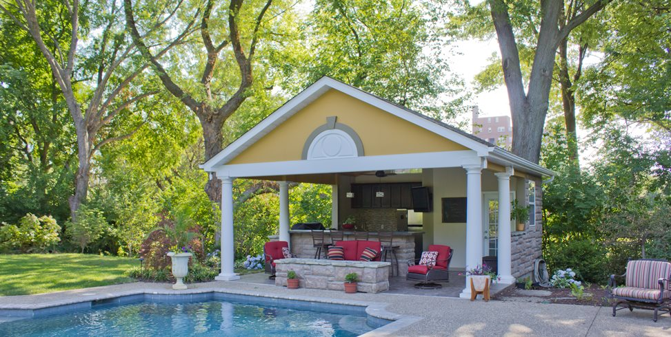 Pool House Green Guys Chesterfield, MO