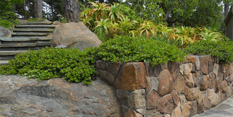Retaining Wall Landscaping Network Calimesa, CA