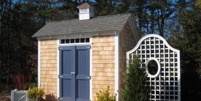 Saltbox, Shed, Cedar Pine Harbor Wood Products Cape Cod, MA