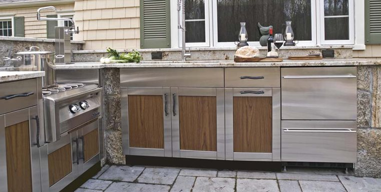 Stainless Steel, Outdoor Cabinets Danver Wallingford, CT