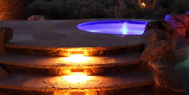 Step Lighting Alexon Design Group Gilbert, AZ