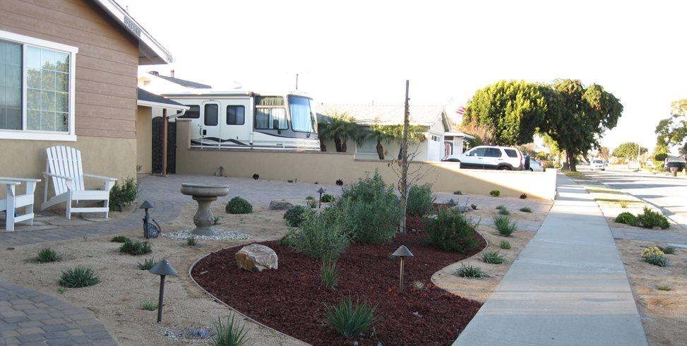 Young Xeriscape Creations Landscape Design Tustin, CA