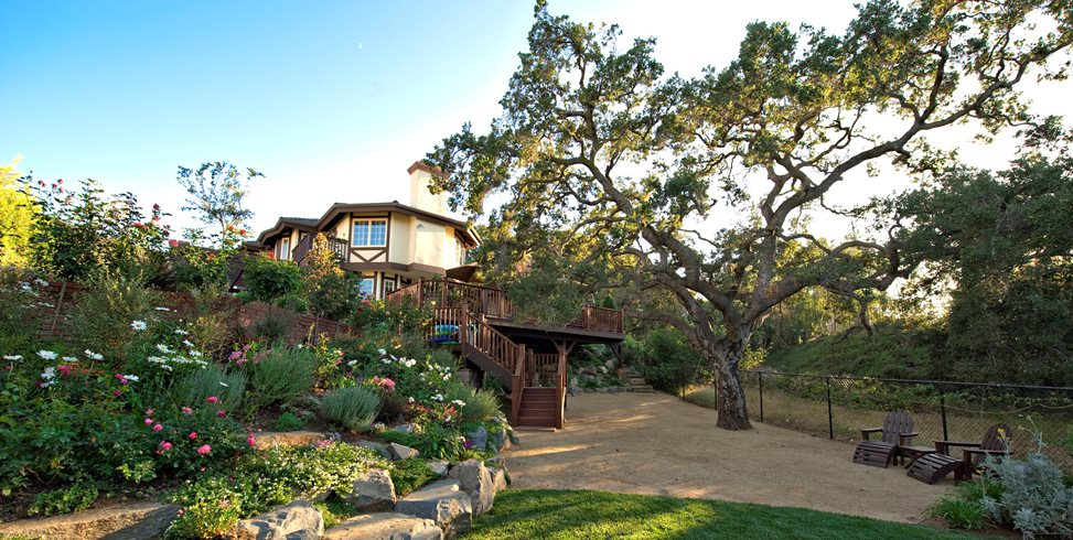 California Backyard Southern California Landscaping Lifescape Designs Simi Valley, CA