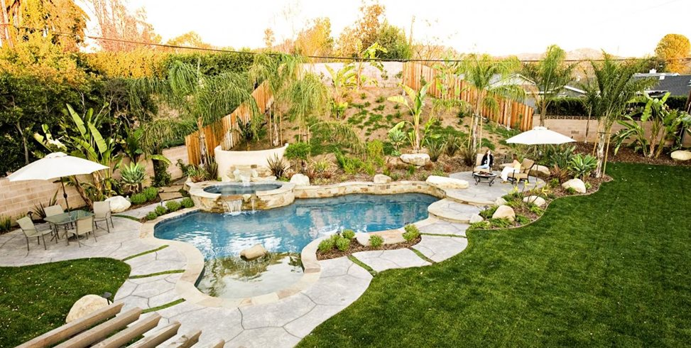 Landscaping ventura landscaping network for Pool design ventura