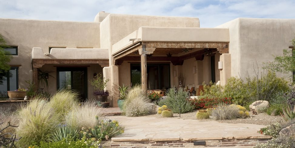 Southwest Landscape Design Swimming Pool Boxhill Landscape Design Tucson, AZ