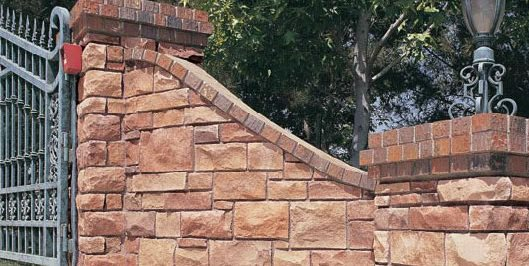 Stone Veneer Color Options