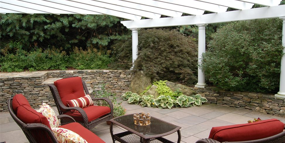Patio Fieldstone Design Leominster, MA