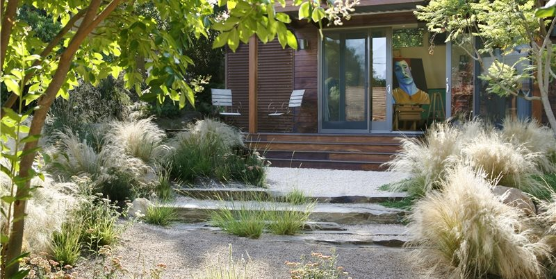 Ornamental Grasses Grace Design Associates Santa Barbara, CA
