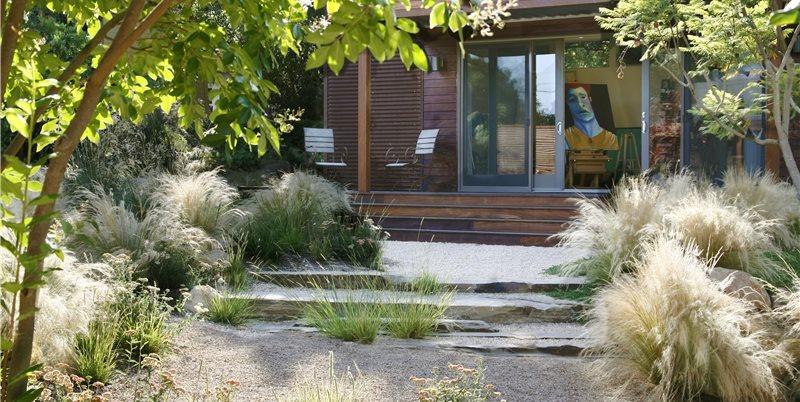 Ornamental Grasses Grace Design Associates Santa Barbara, CA