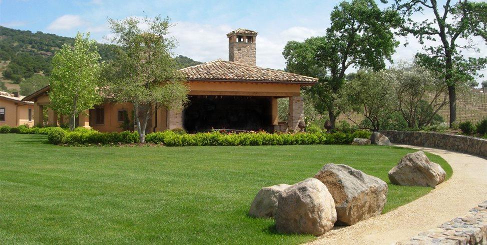 Front Yard Landscaping Cagwin & Dorward Novato, CA