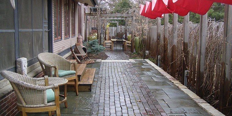 Bright, Fabrics Switzer's Nursery and Landscaping Northfield, MN
