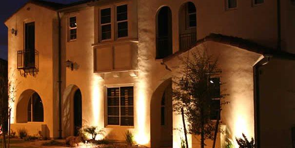 Facade Lighting Alexon Design Group Gilbert, AZ