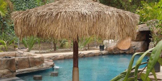 Palapa Pool Umbrella Palapa Kings Oceanside, CA