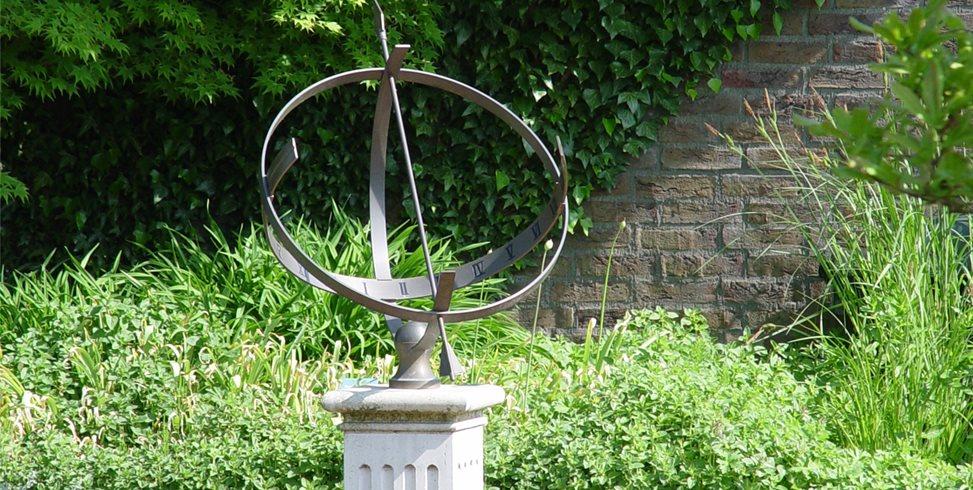 Garden Armillary Maureen Gilmer Morongo Valley, CA