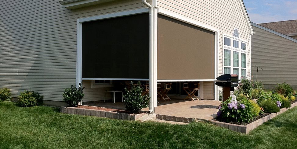 Patio Screen Eclipse Awning Systems Middletown, NY