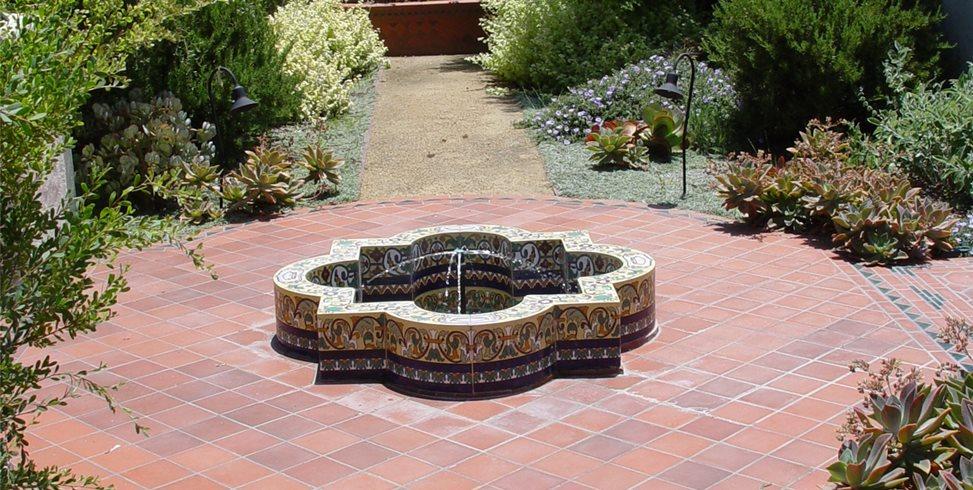 Moroccan Fountain Maureen Gilmer Morongo Valley, CA