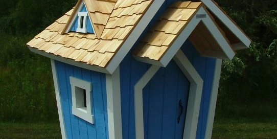 Playhouse, Crooked Kids Crooked House ME