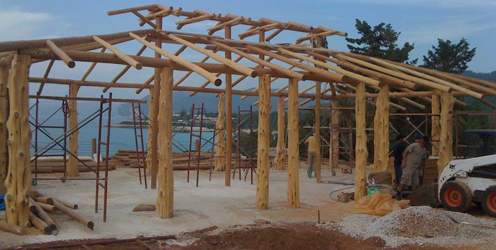 Tiki Hut Design Landscaping Network