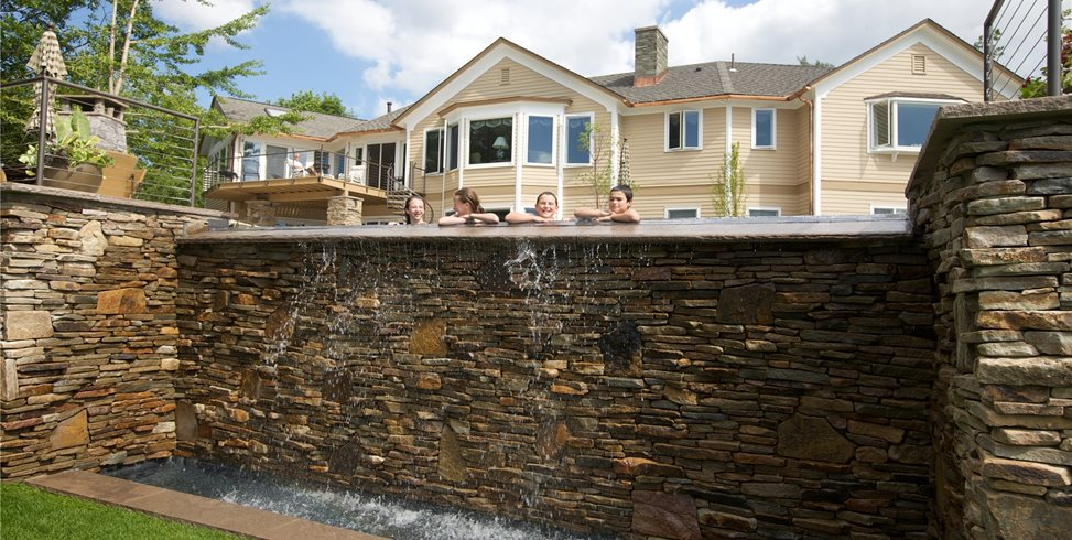 Swimming Pool A J Miller Landscape Architecture Syracuse, NY