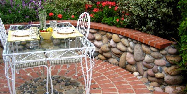 Brick Patio, Circle Landscaping Network Calimesa, CA