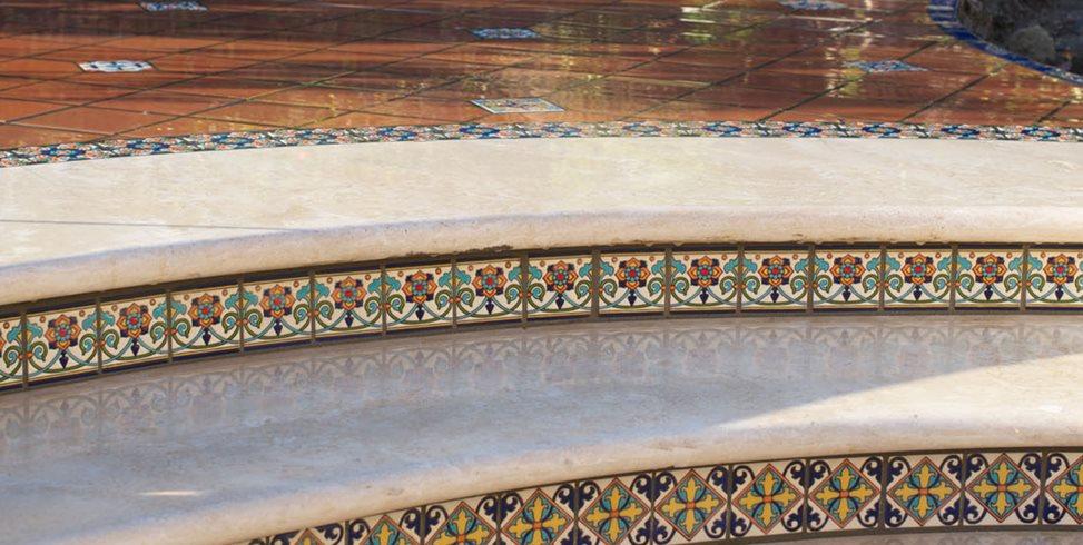 Stair Tiles ARTO Brick and California Pavers Gardena, CA