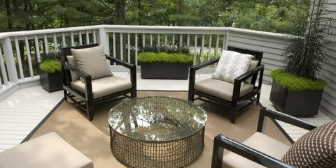 townhouse landscaping - landscaping network - Townhouse Patio Ideas