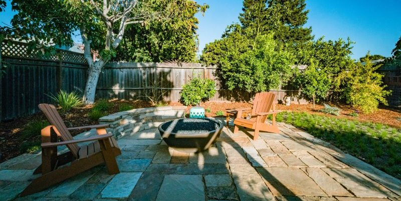 Eco Friendly Backyard In San Luis Obispo Landscaping Network