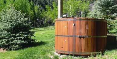 Colorado Wood Maine Cedar Hot Tubs
