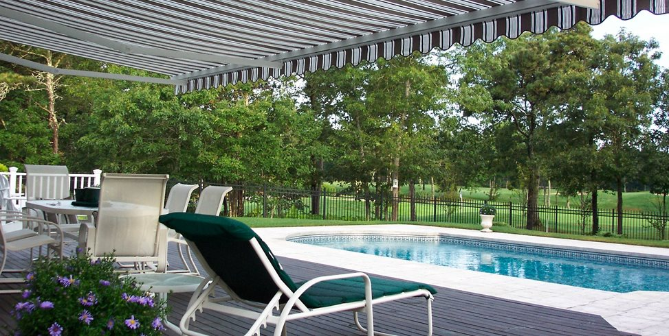 Retractable Shade Awning Eclipse Awning Systems Middletown, NY
