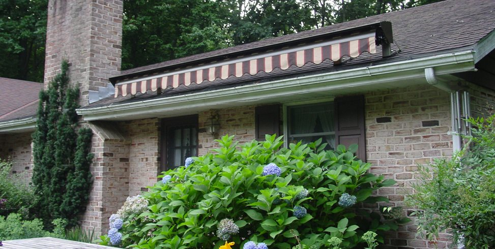 Stored Awning Eclipse Awning Systems Middletown, NY