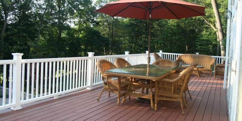 Deck And Railing Neave Group Outdoor Solutions Wappingers Falls, NY
