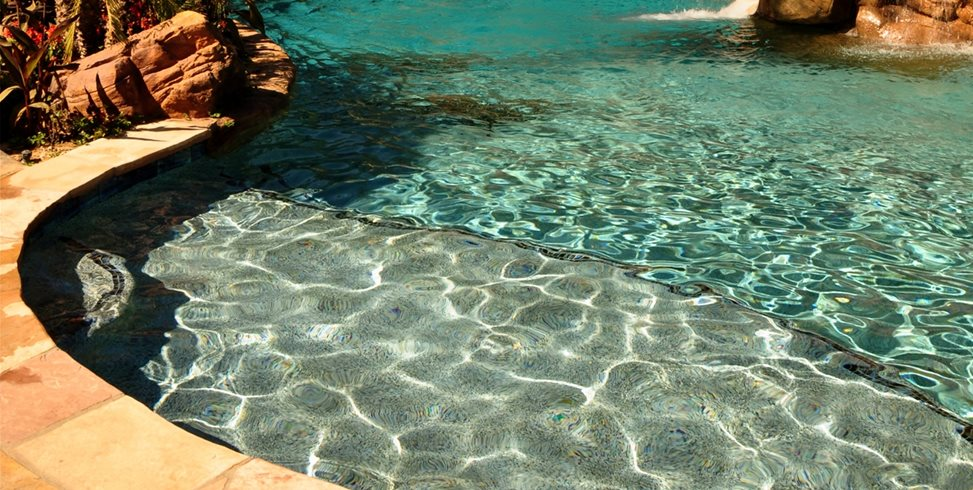 Pool Deck The Green Scene Chatsworth, CA