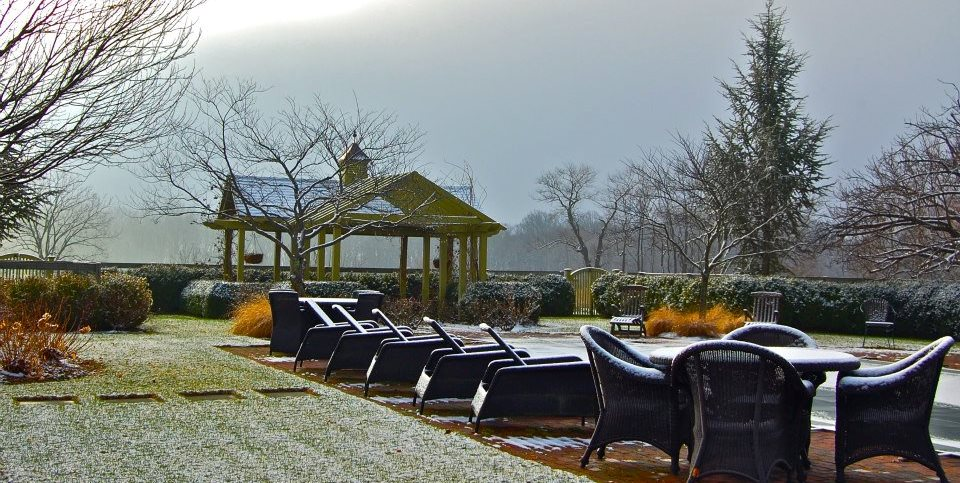 Winter Landscaping, Winterizing Liquidscapes Pittstown, NJ