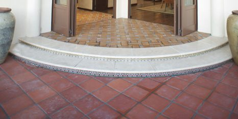 Terra Cotta Tile, Spanish Tile ARTO Brick and California Pavers Gardena, CA