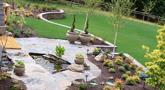 Woody's Custom Landscaping Inc Battle Ground, WA