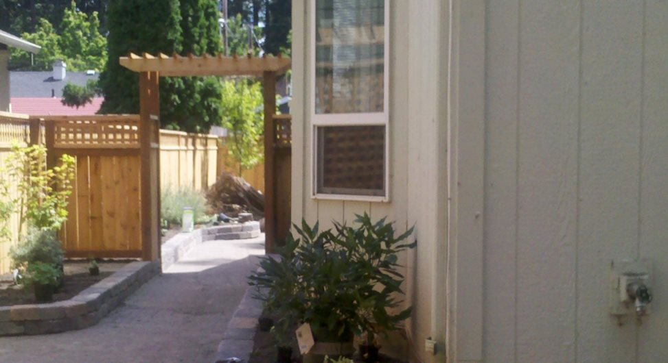 Custom Garden Arbor Garden Planning Services, LLC Hillsboro, OR