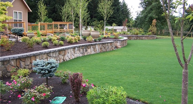 Walkway and Path Woody's Custom Landscaping Inc Battle Ground, WA